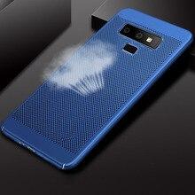 YueTuo жесткий пластиковый излучающий аккумулятор для телефона capinha, etui, coque, чехол, чехол для samsung galaxy note 9 note9 аксессуары