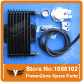 "Big size Oil Cooler Radiator Cooling  Parts Fit  ""SU ZUKI"" Motorcycle EN GN GSX 200 250 1100  Series CF125 150   Free Shipping"