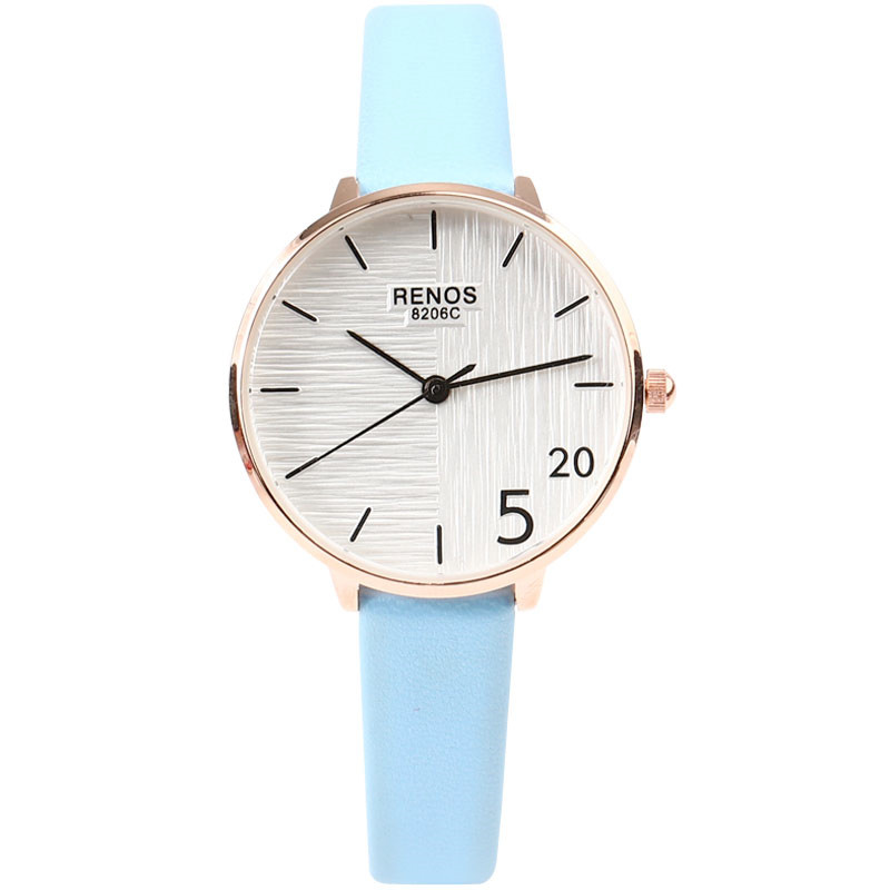 New Design Fashion Leather Business Casual Vintage Student Watches Quartz  Wrist Watch Watches Women's Clock Ladies Fashion