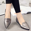 Ms. Noki spring women Sewing flats with good quality adult spring casual normal size shoes leisure ballet flats Classics shoe