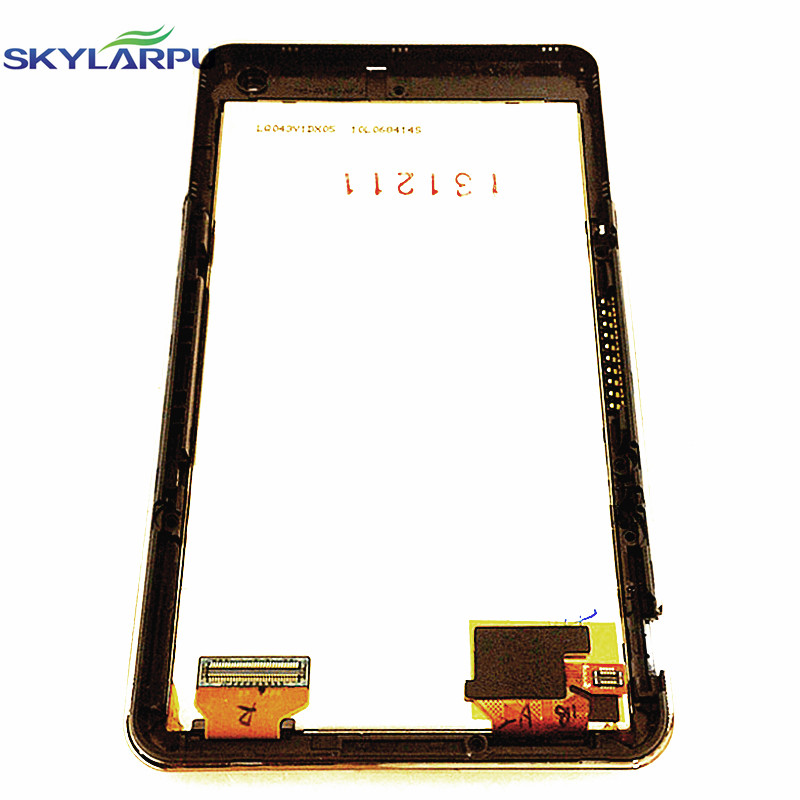 skylarpu 4.3-inch LCD Screen for GARMIN Nuvi 3770V GPS Navigation LCD display Screen with touch screen digitizer Free shipping free shipping 7 inch 40pin gps lcd tkr7040b gl070009t0 40 v1 for e road x10 gps display screen