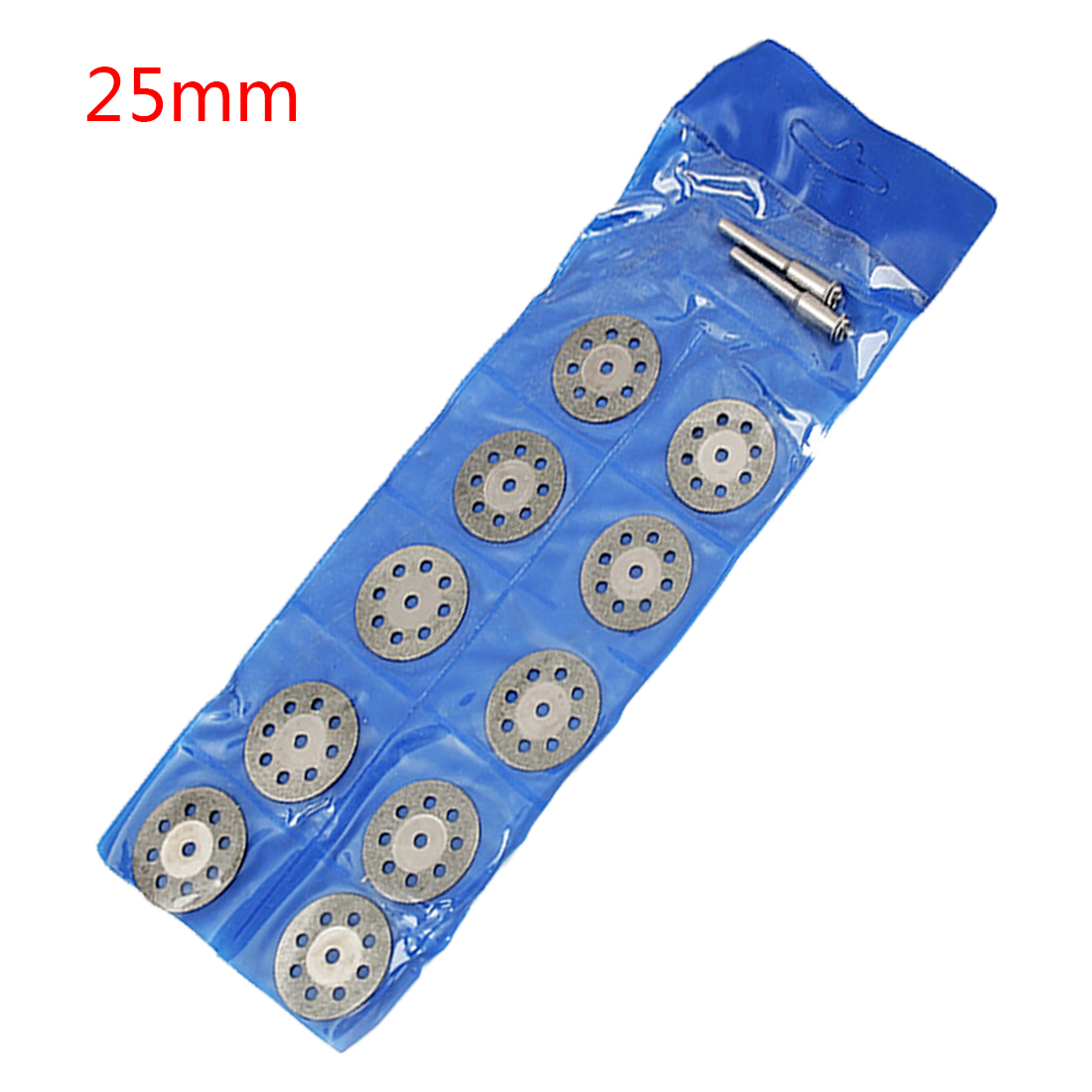 20-25mm 10pcs/5pcs Abrasive Disc Dremel Diamond Grinding Wheel Saw Cutting For Dremel Rotary Tools Accessories With Mandrel