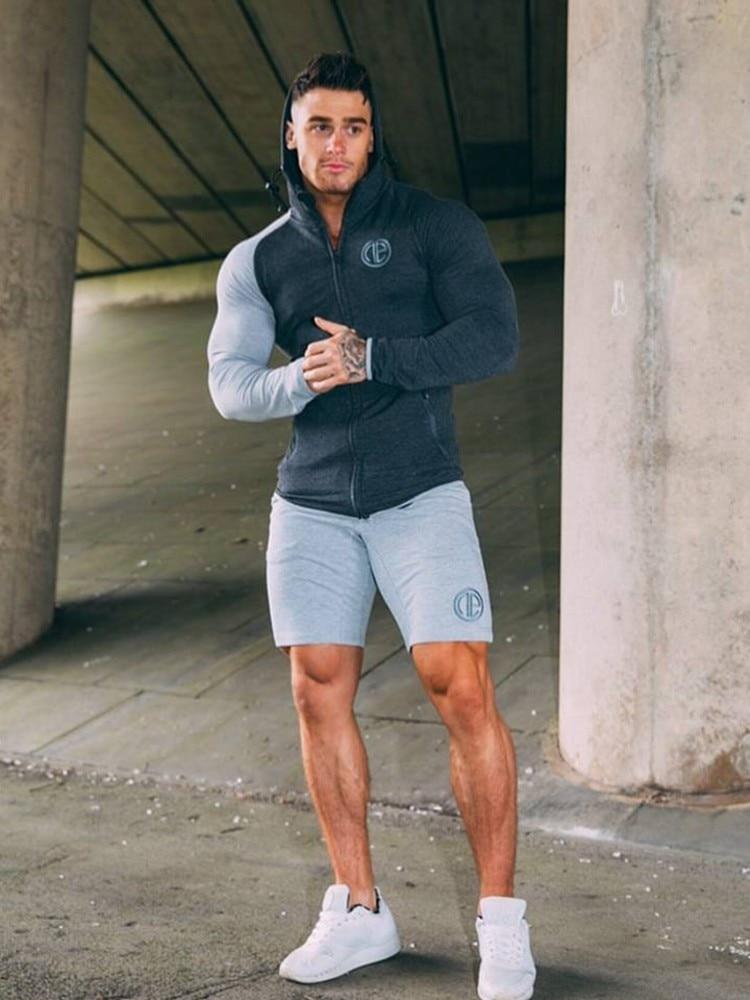 2019 New Summer New Men's Shorts Casual Suits Sportswear Mens Clothing Man Sets Pants Male Sweatshirt Men Brand Clothing