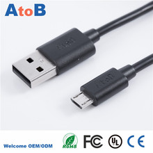High Quality Micro USB Data Sync Power charger cable Cord wire for Samsung xiaomi huawei android LG HTC zte for lenovo Oppo