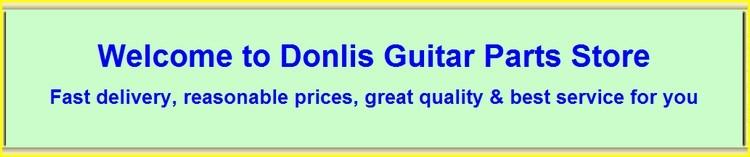 бесплатная доставка гитарные партии 4 шт./упак. электрогитара ручки черная гитара скорость ручки