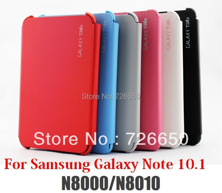 Fashion Stand Ultra Slim luxury leather case Skin Cover For Samsung Galaxy tab 10.1 N8000
