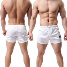 Slimming Mens For Workout 2018 Summer Male Fitness Shorts Casual Shorts Trunks Beach Short Pants New Men