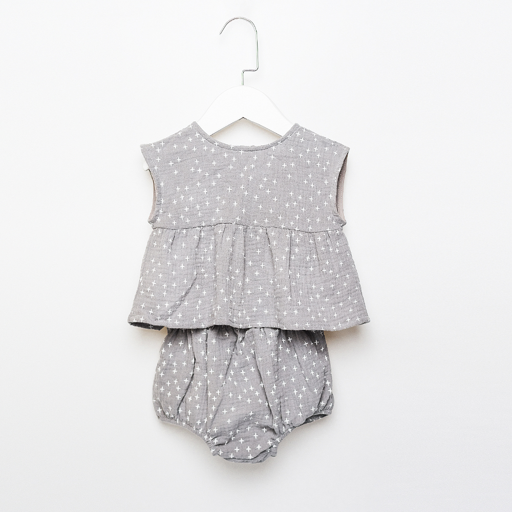 Baby Star romper ,Baby girls Summer Romper toddler newborn baby outfit, baby cotton shorts  (11)