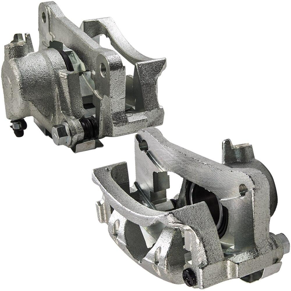 1Pair Rear Brake Caliper Left + Right For Toyota Landcruiser 70 80 90 Series 3.0 TD 4.2 TD Rear Brake Caliper x 2pcs