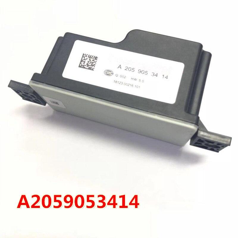 A2059053414 conversor de tensão do transformador do carro 2059053414 para mercedes/benz c e s classe w205 w213 w222 preto convter