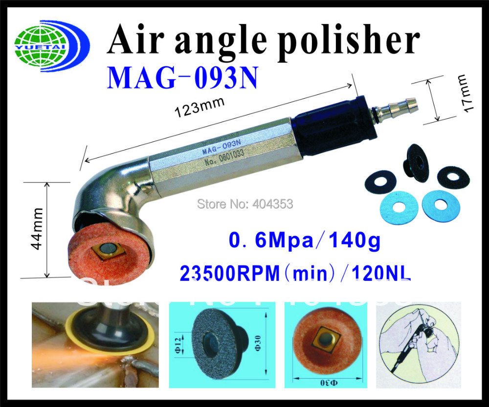Air  angle Mold grinder MAG-093N  hot sale mirco air grinder mag 122n 35 000rpm collet size 20mm 0 6mpa 140g