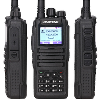 מכשיר הקשר 2019 חם Baofeng DMR DM-1701 רדיו דו כיווני Dual Band Tier 2 DMR מכשיר הקשר Digital Radio Dual זמן חריץ DMR דיגיטלי Tier1 & 2 (4)