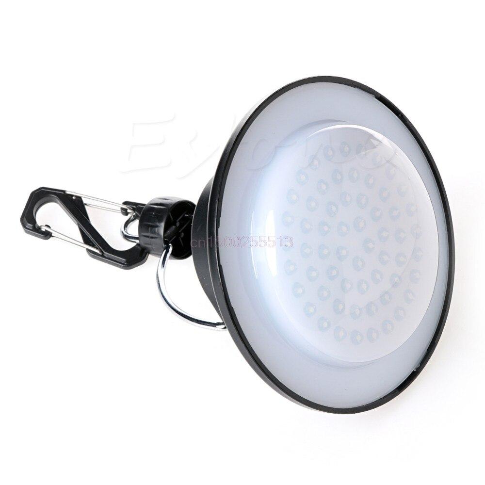 Outdoor Camping Light 60 LED Portable Tent Umbrella Night Lamp Hiking Lantern