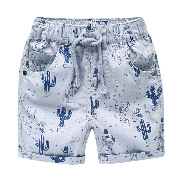 Mioigee Childrens Clothing Short For Boys Beach Casual Boys Summer