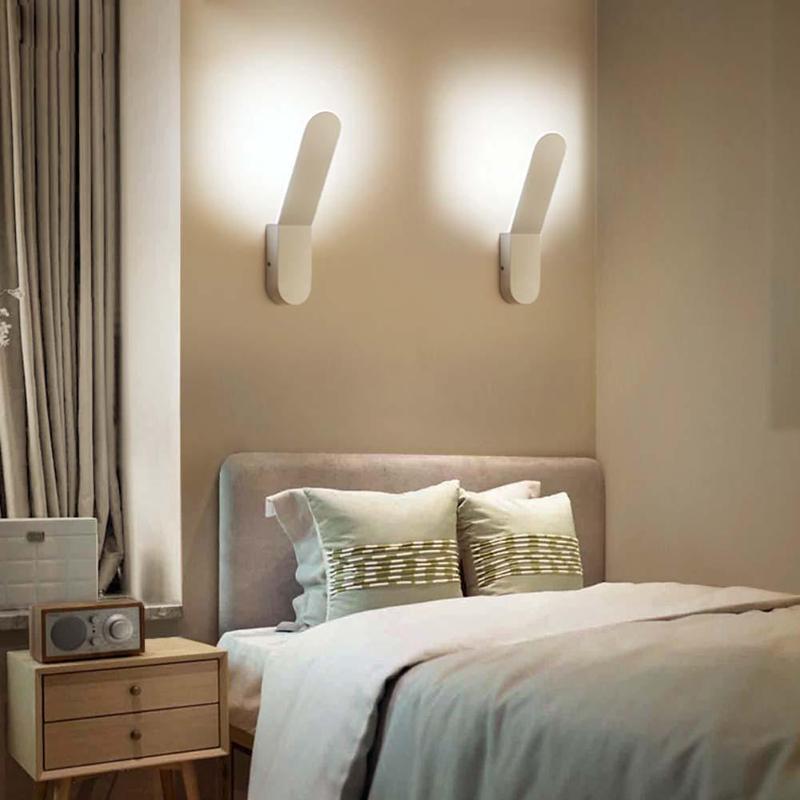 3 Вт светодиодный настенные светильники Водонепроницаемый украшают современные ночники отель Вилла Гостиная Спальня коридор AC 86 В-265 В свет...