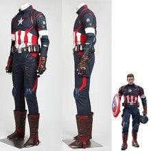 af7c423d3fc92 Captain America Pantalon Promotion-Achetez des Captain America ...
