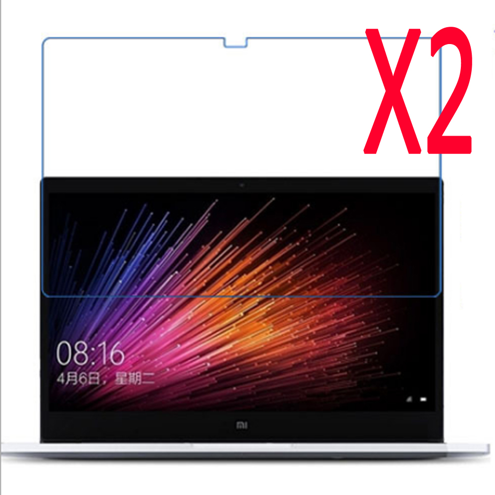 2x films +2x Clean Cloths , Matted Screen Protector Matte Film Protective Guards For Xiaomi Mi Notebook Air 13.3 Tablet 13.3