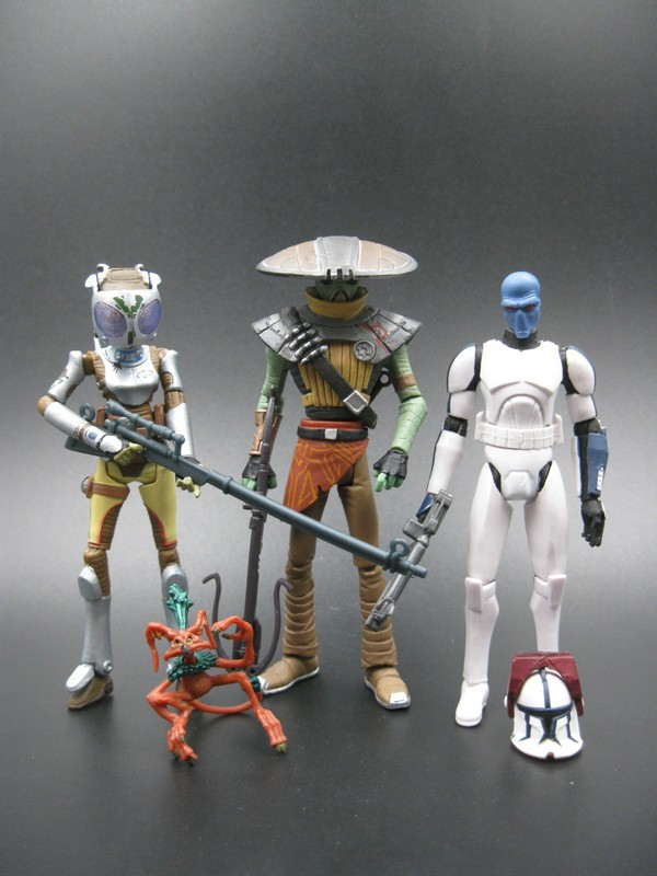 Star Wars Action figure 3.75 inch Star Wars series model toys a birthday present Free shipping