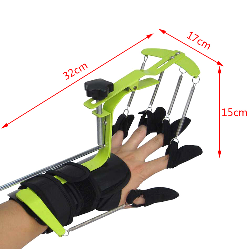 Finger Orthosis For Apoplexy Hand Physiotherapy Rehabilitation Training Dynamic Wrist Stroke Hemiplegia Patients' Tendon Repair finger device finger wrist hand orthosis with ball stroke hemiplegia rehabilitation training equipment