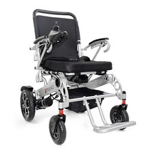 Lightweight good quality big seat width 53cm electric wheelchair for elder and disable