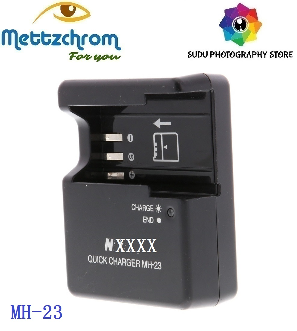 MH-23 <font><b>CHARGER</b></font> FOR <font><b>NIKON</b></font> <font><b>Battery</b></font> EN-EL9A EN-EL9 D5000 <font><b>D3000</b></font> D40 D40x B40 D60 ...... image