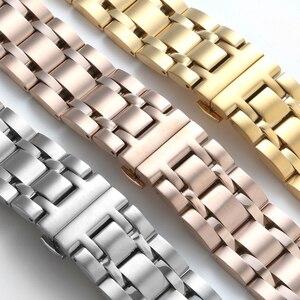 Image 5 - Bracelet de montre homme de marque Tissot T035 Couturier, 22mm 23mm 24mm, T035617 T035439A, acier inoxydable Bracelet de montre