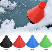 Removable Shovel Scraper Windshield-Snowice Carice Winter Outdoor Cone-Shapedice