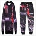 jordan jogger suit  jordan hoodie men 3D print 23# jogging crewneck sweatshirts jogger pants tracksuit running suit sports