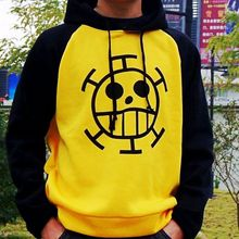 One Piece Trafalgar Law Hoodies Sweatshirt