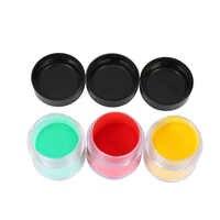 Горячая продажа 18 цветов акриловая УФ-Полировка набор для украшения пудра для ногтей Набор для дизайна ногтей