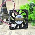 Entrega gratuita. DA06010B12U 6010 6 cm 12 v 0.40 Una fuente de alimentación del ventilador ventilador de la CPU