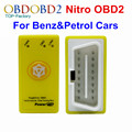 NitroOBD2 Для Бензин Бензин Автомобили Чип-Тюнинг Box Nitro OBD Подключи И Драйв Нитро OBD2 Инструмент Больше Мощности и Крутящего Момента мощность прог