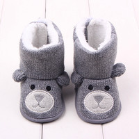 0 1 Years Olds Baby Boy Shoes First Walkers Lovely Baby Shoes Boys Knitted Sweater