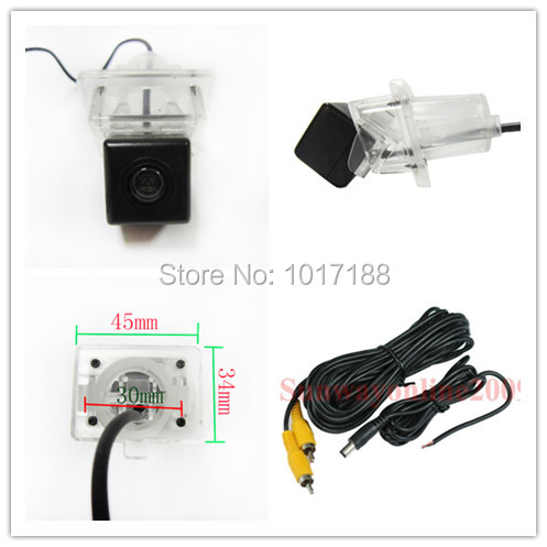 Car Rear View Reverse Parking Camera Waterproof Night Vision CMOS For Mercedes-Benz C E S CLASS CL CLASS W204 W212 W216 W221
