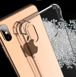 Image 4 - Jaomax Мягкий Роскошный ударопрочный чехол для телефона с цветочным рисунком для iPhone 7 8 Plus X Xs Max 6 6s Plus 5 5S SE Xr 11 милый цветочный чехол Fundas