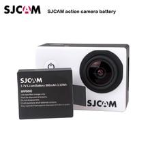 2 pcOriginal SJCAM Бренд Батареи Дополнительный Аккумулятор Запасной Аккумулятор Для SJ4000 WiFi SJ5000 Wi-Fi Plu SJ5000x M10 SJCAM Действий Камеры