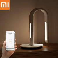 Original Xiaomi Mijia Smart LED Light Table Desk Lamp Desk Night Light Table Lamp Desklight Dual lights IOS Android APP Control