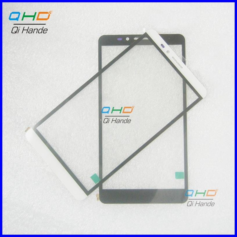 New capacitive touch screen For 6 Qilive Q5 4G Phablet Touch panel Digitizer Glass Sensor Replacement Free Shipping new touch screen digitizer touch panel glass sensor replacement for 4 5 gigabyte gsmart maya m1 v2 free shipping