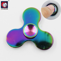 BD Colorful CloveHand Spinner Fidget Spinner Stress Cube Torqbar Brass Hand Spinners Focus KeepToy And ADHD