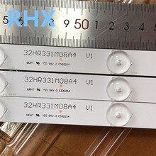 9 יח\חבילה עבור 32L2306C LCD תאורה אחורית טלוויזיה TOT 32B2500 3X7 006 P2K1908B 4C LB320T YH5 605MM 100% חדש