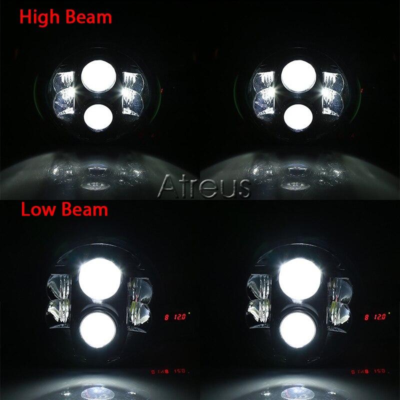 Atreus Αυτοκίνητο Προβολείς LED για Jeep - Φώτα αυτοκινήτων - Φωτογραφία 5