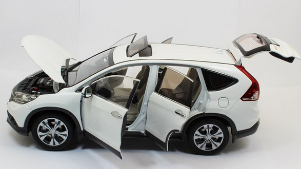 Alloy 1 18 Limited Edition Honda Crv Car Models In Casts Toy Vehicles From Toys Hobbies On Aliexpress Alibaba Group