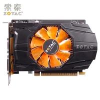 Original ZOTAC GeForce GTX 650 1GD5 Graphics Cards Internet PA For NVIDIA GTX600 GTX650 1GD5 1G