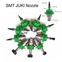 Купить 9pcs/lot Full set smt nozzle/welding nozzle/pick and place nozzle model 500 501 502 503 504 505 506 507 508 for juki SMT machine онлайн с доставкой