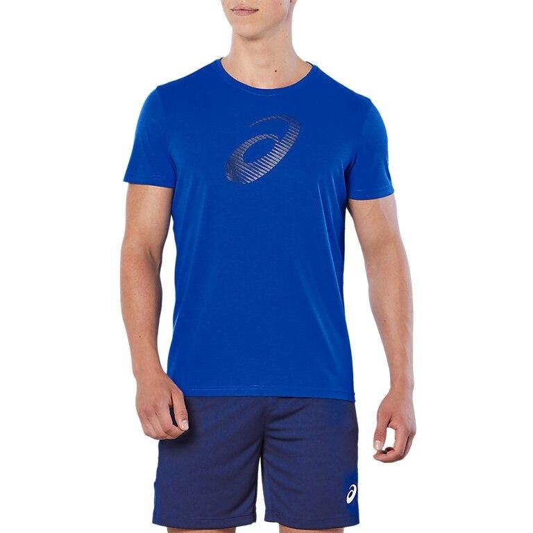 Men's T-shirt ASICS GPX SS TOP TmallFS asics asics offside ss set