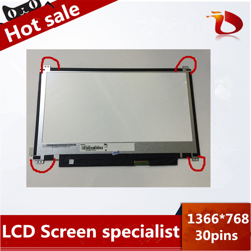 Free shipping 11.6 LCD matrix For ASUS X205 X205T X205TA laptop LED Display 30Pin Slim up and down the ear hole free shipping lp145wh1 tla1 lp145wh1 tlb1 ltn145at01 for hp dv5 laptop lcd led screen display matrix 100% test