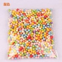 Free shipping sale of polyethylene foam balls about 1000pcs/bag