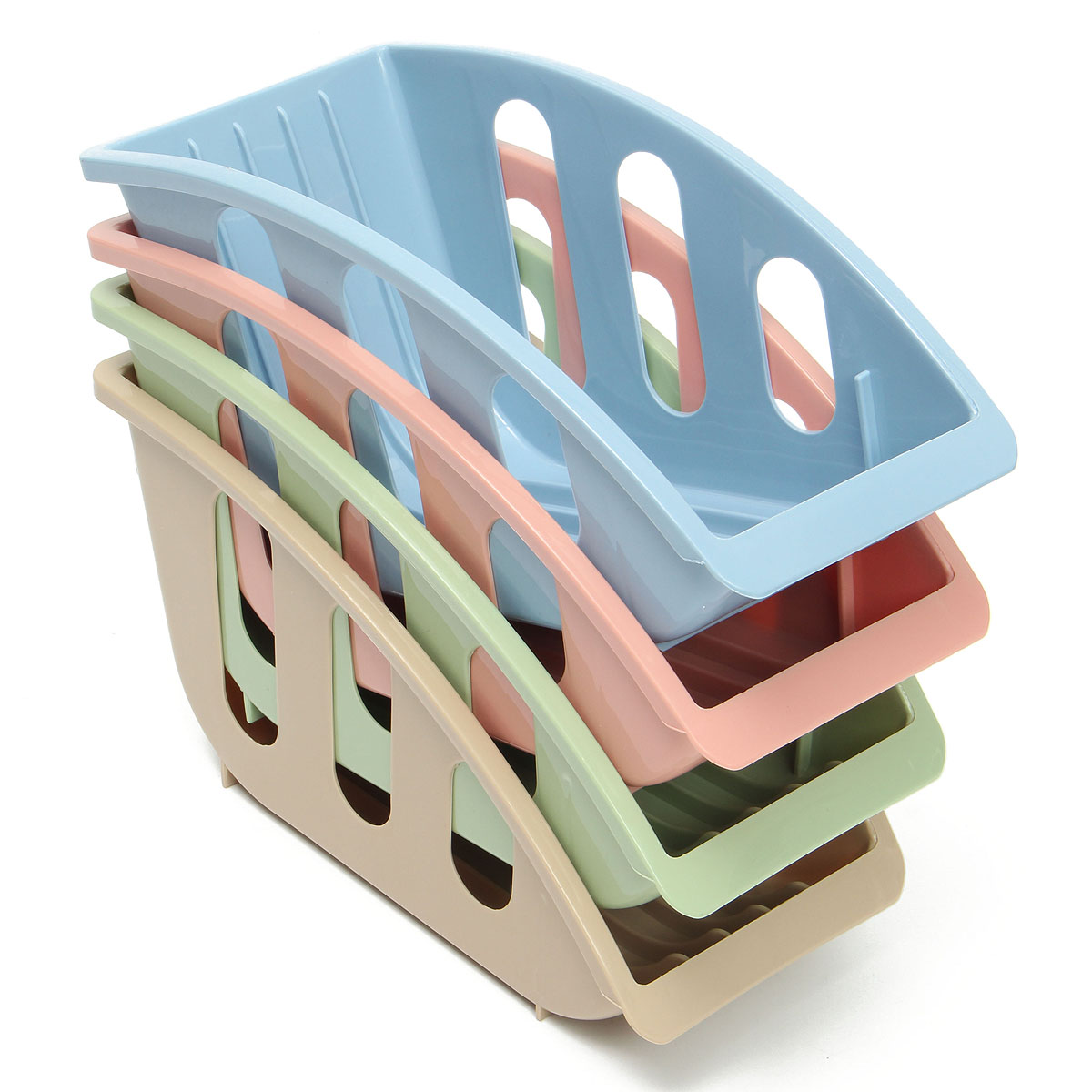 Dishes Bowls Strainer Drying Rack Holder Kitchen Cutlery Storage ...