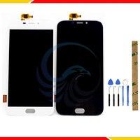 Dokunmatik LCD Doogee X9 PRO LCD ekran Dokunmatik Ekran Ile tamamen meclisi|Cep Telefonu LCD'leri|   -