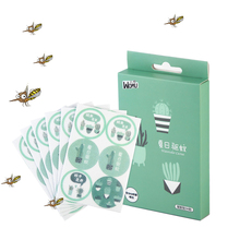 36Pcs/set Mosquito Killer DIY Repellent Stickers Patches baby  Insect Face Drive Repeller
